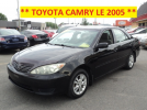 ** TOYOTA CAMRY LE 2005 **
