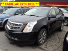 ** CADILLAC SRX4 LUXURY AWD 2011 **