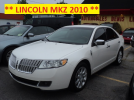 ** LINCOLN MKZ 2010 **