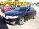 ** LINCOLN MKS AWD 2010 **
