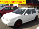 ** VOLKSWAGEN GOLF 2007 **