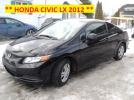 **HONDA CIVIC LX 2012 **
