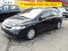 ** HONDA CIVIC DX 2010 **