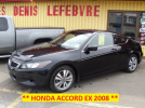 ** HONDA ACCORD EX 2008 **
