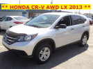 ** HONDA CR-V AWD 2013 **