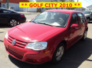 ** VOLKSWAGEN GOLF CITY 2010 **