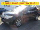 ** FORD EDGE LIMITED 2010 **