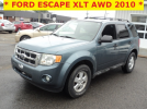 ** FORD ESCAPE XLT AWD 2010          **