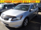 ** HONDA ACCORD EX-L 2008 **