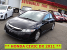 ** HONDA CIVIC DX 2011 **