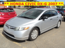 ** HONDA CIVIC DX-G 2007 **