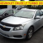 ** CHEVROLET CRUZE LT TURBO 2011 **