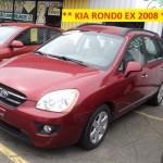 ** KIA RONDO EX 2008 **