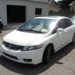 ** HONDA CIVIC SI 2010 **