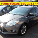 ** FORD FOCUS SEL 2012 **