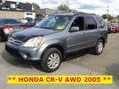 ** HONDA CR-V AWD EX-L 2005 **